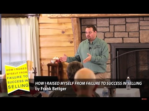 Free Sales Training Selling Insurance - How I Raised Myself to Success in Selling