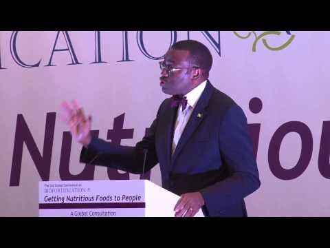 Dr. Akinwumi Adesina Speech