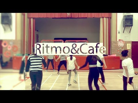 Ritmo & Cafe Dance Group on #halfandhalfcollab KIDS