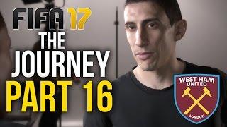 Video FIFA 17 THE JOURNEY Gameplay Walkthrough Part 16 - 300K MASSIVE SPONSORSHIP DEAL (West Ham) #Fifa17 download MP3, 3GP, MP4, WEBM, AVI, FLV Desember 2017