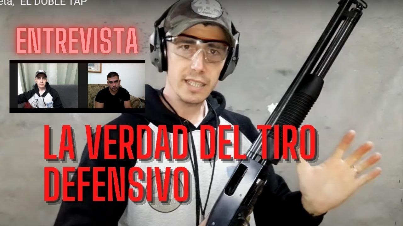 La Verdad Del Tiro Defensivo, Realidad De UNa Pelea con Armas de Fuego Magnun44