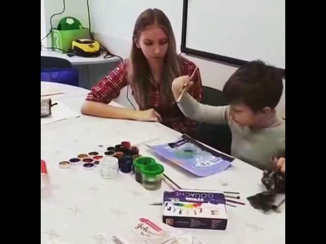 Рисуйте вместе с нами!