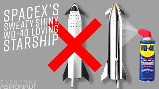 Download Why SpaceX ditched lightweight Carbon Composites for Stainless Steel to make a sweaty Starship Mp3 and Videos