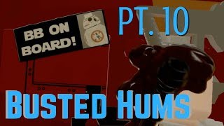 Lego STAR WARS The Force Awakens: Pt. 10 - Chapter 111 - Busted Hums