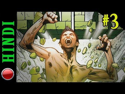 "Return To Planet Hulk   Episode #3  ""The New Monster"""