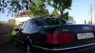 Довести до ума / Audi a8 d2  / Ремонт парктроника(, 2016-05-27T21:43:58.000Z)