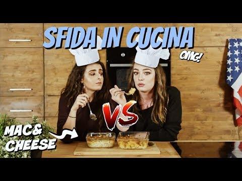 SFIDA IN CUCINA: MAC&CHEESE (ft. Mocho) || K4U.