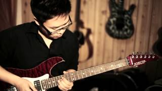 ck-chen 最新指弹吉他曲《on my way》锐音!!!!