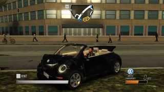 Driver: San Francisco - Volkswagen Beetle Convertible (2009)