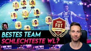 Mein BESTES Team, die SCHLECHTESTE WL?! | FIFA 19 Let's Play Ultimate Team #11