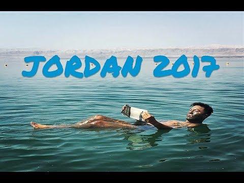 Vlog # 5 Travel : Jordan 2017- Petra, Wadi Rum & Dead Sea