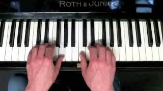Schlaf, Kindchen, schlaf - very easy piano