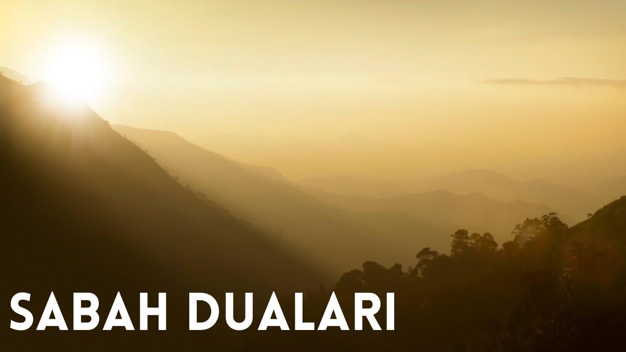 SABAH DUALARI ❤️ Yeni ❤️ (Sabah Duaları, Arapça Sabah Duası, Güne Başlarken Dinle)