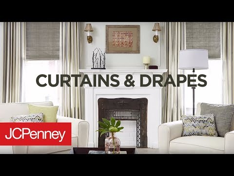 Choosing Curtains and Drapes | JCPenney Custom Decorating