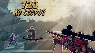 "Critical-Ops"" No scope"" 360 and 720 Ns op with [Mi6]Vesper"