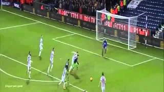 Video Gol Pertandingan West Bromwich Albion vs Swansea City