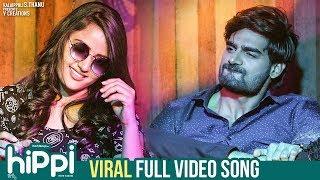 Viral Full Song 4K | Hippi Telugu Movie Songs | Kartikeya | Digangana | Raghu Dixit
