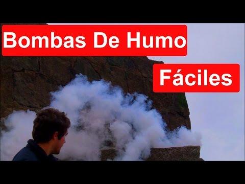 Cómo Hacer Bombas De Humo Con Materiales Caseros