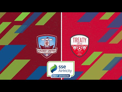 First Division GW4: Galway United 1-1 Treaty United