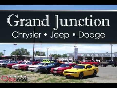 Grand Junction Chrysler Jeep Dodge   (970) 245 3100