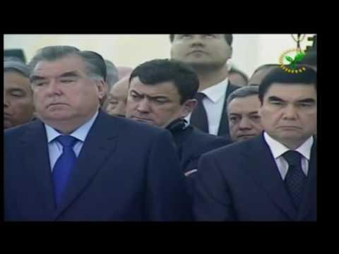 O'zbekiston Bosh Vaziri Mirziyoyev Prezident dafn marosimida