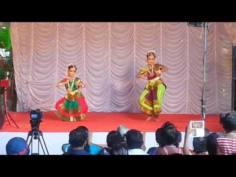 Ekadantaya dance performance