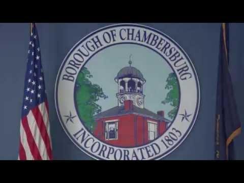 Borough Of Chambersburg, PA: A Model For Municipal Utility Management