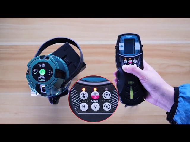 スーパーナビレーザー使用方法の動画