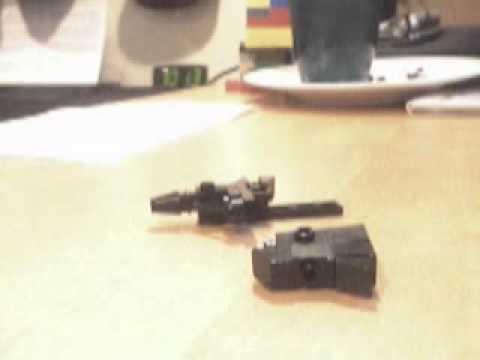 Mini Lego Weapons Instructions Youtube