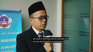 Jamia Indonesia graduation 2018
