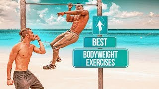 Best Bodyweight Exercises With Jump Rope (Ft. Austin Dunham)