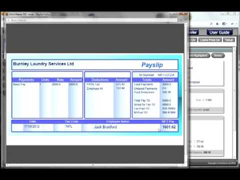 Wages Slip Wage Slip Templates MoneySavingExpert Forums – Blank Wage Slips