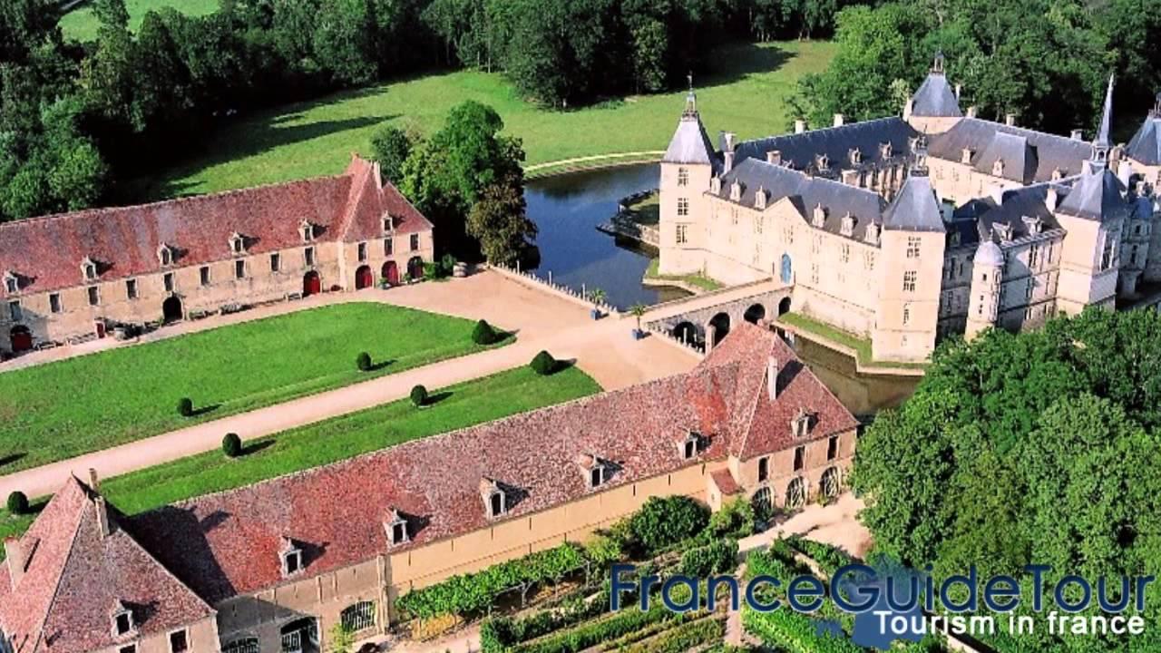chteau de sully bourgognesane et loire franceguidetour hd youtube - Chateau De Sully Mariage