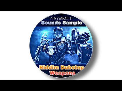 Free Download Riddim Dubstep Weapons Sounds Samples Pack in FLSM3