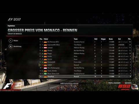 Iceland Racing Group   Saison 2   Monaco F1 2017 LIVE