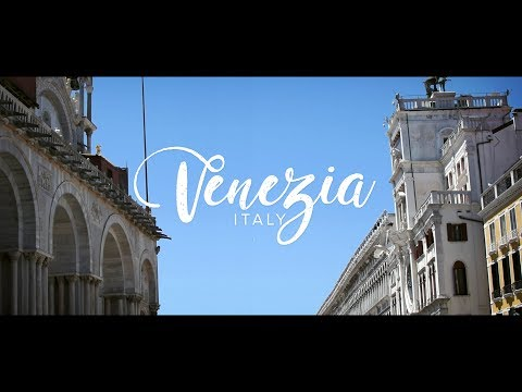 Venice - Italy [ Cinematic Travel Video ]