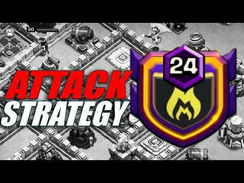 Clan Level 24 Attack Strategy 2019! The First 24th And Max Level Clan In Afghanistan | Clash Of Clan