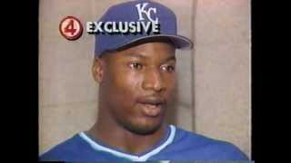 BO JACKSON INTERVIEW ON MAKING THE TEAM - 1988