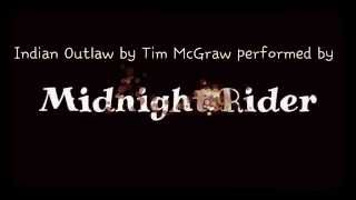 "I perform "" Indian Outlaw"" by Tim McGraw"