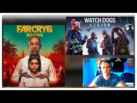 Epic Reacts To Far Cry 6 Trailer Watch Dogs Legion Gameplay