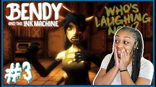 WHERE IS BORIS?! | Bendy and the Ink Machine Chapter 4 Gameplay!!!