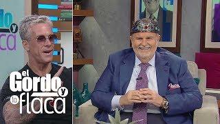 Fernando Carrillo aconsejó a Raúl de Molina para perder peso | GyF