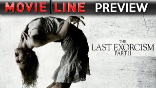 "Inside Look:  ""The Last Exorcism 2""  with Eli Roth and Ashley Bell"