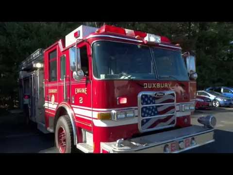 2005 Pierce Arrow XT 1500/750 Rescue Pumper