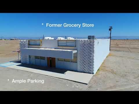 Salton City Commercial Building For Sale