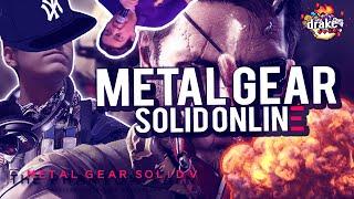 METAL GEAR SOLID V - PHANTOM PAIN: GAMEPLAY ONLINE NO PC!