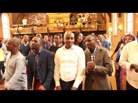 Isreal Mbonyi concert in Holland official video