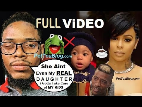 Fetty Wap Admits Alexis Skyy Daughter is NOT his Child & she Responds 👀😳  (Video)