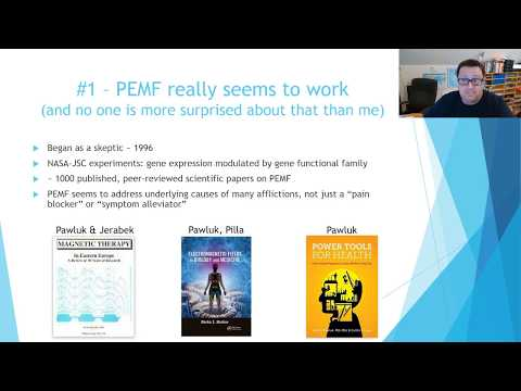 PEMF: Clearing up the confusion (part 1) - 12 things you need to know