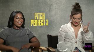 Hailee Steinfeld and Ester Dean chat with Joi about Pitch Perfect 3